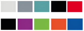 Nuevos colores TDX SP2